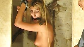 Torture, BDSM, Blonde, Slave, Slut