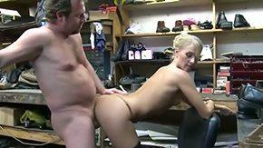 Mature Blowjob, Aunt, Ball Licking, Banging, Big Cock, Big Pussy
