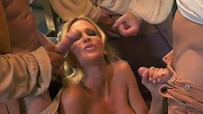 Jessica Drake, 3some, 4some, Big Ass, Big Natural Tits, Big Nipples