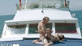 Cinema, Blowjob, Boat, Brunette, Cinema, Cumshot