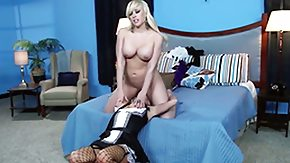 Kagney Linn, Big Tits, Blonde, Boobs, High Definition, Lesbian