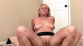 Payton Hall HD porn tube Dirty blonde milf Payton Hall has a young stud roughly banging her cunt