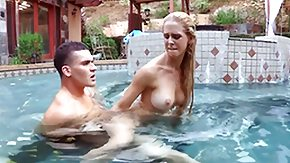 Cherie Deville, Big Cock, Big Natural Tits, Big Nipples, Big Tits, Blonde