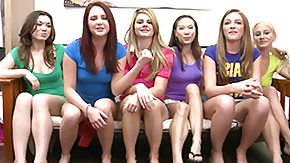 Croatian HD Sex Tube College super wenches split into 2 teams