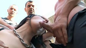 Sasha Rose, Angry, Ball Licking, Banging, Bend Over, Black