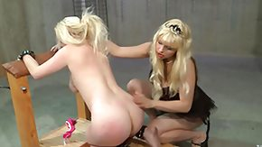 Domina, Anal, Assfucking, BDSM, Big Tits, Blonde