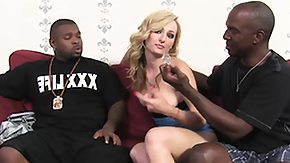 Natasha Starr, Anal, Assfucking, Big Black Cock, Big Cock, Blonde