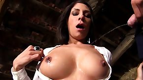 Golden Shower, Babe, Big Tits, Boobs, Brunette, Fetish
