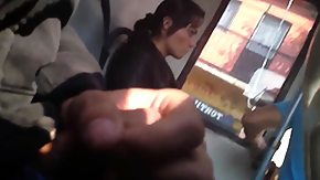 Penis, Amateur, Bus, Candid, High Definition, Hidden