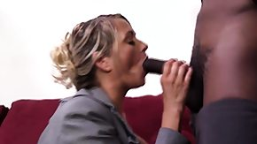 Monster Cock, Big Cock, Big Tits, Blonde, Blowjob, Boobs