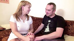 Barely Legal HD Sex Tube Porn Casting with German Mama and Dad First Time for Money