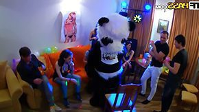 Panda Fucking, Amateur, Audition, Backroom, Backstage, Behind The Scenes