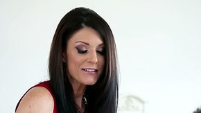 India Summers, 4some, Ball Licking, Banging, Blowjob, Boss
