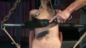 Rough Sex, Ass, Assfucking, Basement, BDSM, Blindfolded
