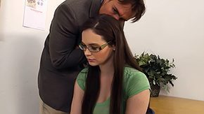 Tessa Lane, 18 19 Teens, Babe, Barely Legal, Brunette, Classroom