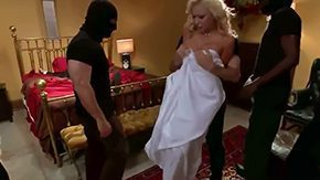 John Strong, 4some, Banging, Bodystocking, Bride, Double