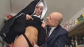 HD Nun tube Nun and Horny old man No sex mom uniform lingerie butt lick undress european fascinating love muffins