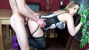 Raunchy HD porn tube Pussy licker bottom working crude on absorbing out Eve Foxs wimp juices bents her for the duration doggy brilliance on chair stuffs his big cock in her wimp from