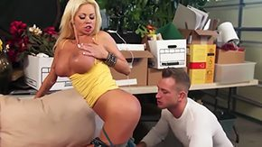 Nikita Von James, Aunt, Ball Licking, Banging, Big Cock, Big Natural Tits