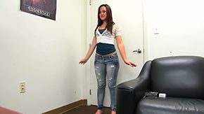 Izzi Ryder, Amateur, Audition, Backroom, Backstage, Beauty