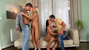 Jessie Jazz, 3some, 4some, Banging, Bend Over, Bimbo