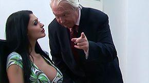 Hungarian, 3some, Big Tits, Blowjob, Boobs, Boss