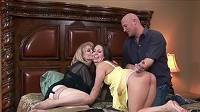 Stepmother, Aged, Anal, Aunt, Big Tits, Blonde