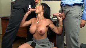 Jewels Jade, 3some, Allure, Ball Licking, Blowjob, Bodybuilder