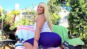 Austin Taylor, Ass, Ass Worship, Bend Over, Big Ass, Big Natural Tits