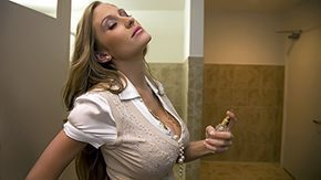 Free Abby Rode HD porn videos Long haired secretary bent round mid like manner fucked from behind office at work hair blonde big boobs mid undercoat