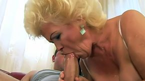 Grandmother, Aged, Aunt, Babe, Ball Licking, Banging