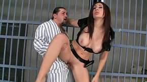 Eloa Lombard, Ball Licking, Big Cock, Bitch, Blowjob, Choking
