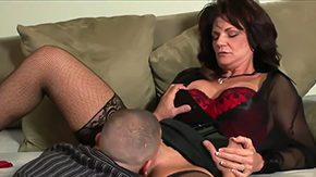 Milf Hunter, Aged, Aunt, Best Friend, Blowjob, Brunette