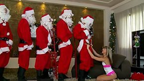 4some High Definition sex Movies Amazing bright-haired sweetie Doris Ivy was dreaming about big cocks on Xmas bright-haired group sex 2 males 1 female sex 4some dped fairy vaginal double kicking 4 3 four
