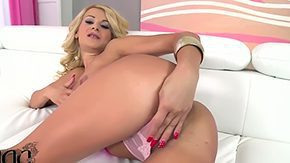 Free Kelly White HD porn Get high on hot unparalleled performance with glamoueous flirtatious sandy colored hottie Kelly White