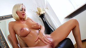 Mandi Dee, Banging, Bed, Bend Over, Big Natural Tits, Big Tits