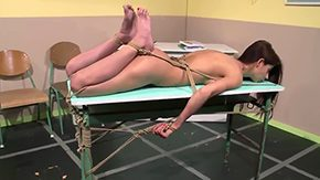 Betty Stylle, Banging, BDSM, Bed, Bend Over, Bimbo