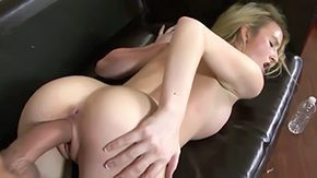 Gangbanged, Babe, Banging, Bed, Bend Over, Big Cock