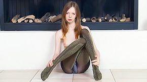 Pantyhose Fingering, 18 19 Teens, Anorexic, Babe, Barely Legal, Blonde