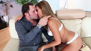 Ella Milano, Babysitter, Big Cock, Big Pussy, Big Tits, Blowjob