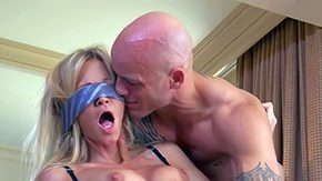 Jessica Drake Stocking HD porn tube Blindfolded MILF Jessica Drake enclosed by dark-skinned stockings briefs takes off clothes the brush billibongs flashes pussy vanguard that chick gets down on knees prospect fucked hard by perverted human He fucks