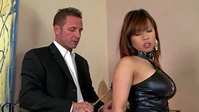 Tigerr Benson, Asian, Audition, BDSM, Behind The Scenes, Blindfolded