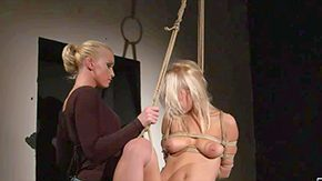 Nikky Blond, Angry, Audition, Babe, BDSM, Behind The Scenes