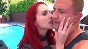 HD Mz. Berlin Sex Tube Mz Berlin is titillating blooded redhead MILF who is captivated by castigating guys titillating gazoos Ardent ass pulls at large the brush fat Bristols after his butt at the end of one's tether pool Fitfully she jerks him