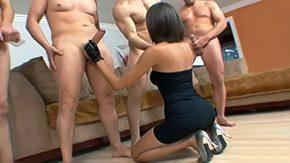 Mia Lina, Anorexic, Big Ass, Big Cock, Big Tits, Blowbang
