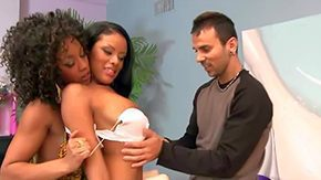 Misty Stone, 3some, 4some, Ass, Babe, Big Ass