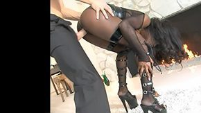 Jade Fire HD porn tube What a admirable contrast black dark-complexioned interracial posing chastise nylons rubber fleshy milk cans massive butt from behind penetration dick ride anal cumshot