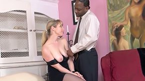 Adrianna Nicole, Aged, Black Old and Young, Blonde, Blowjob, Bodystocking