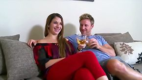 Some dudes do not mind using mother's friend to have some rough sex