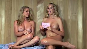 Ainsley Addison, Babe, Best Friend, Big Tits, Blonde, Blowjob